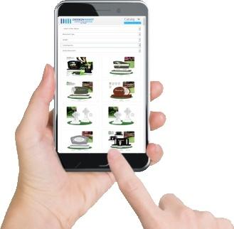 online catalogs are mobile friendly design mart